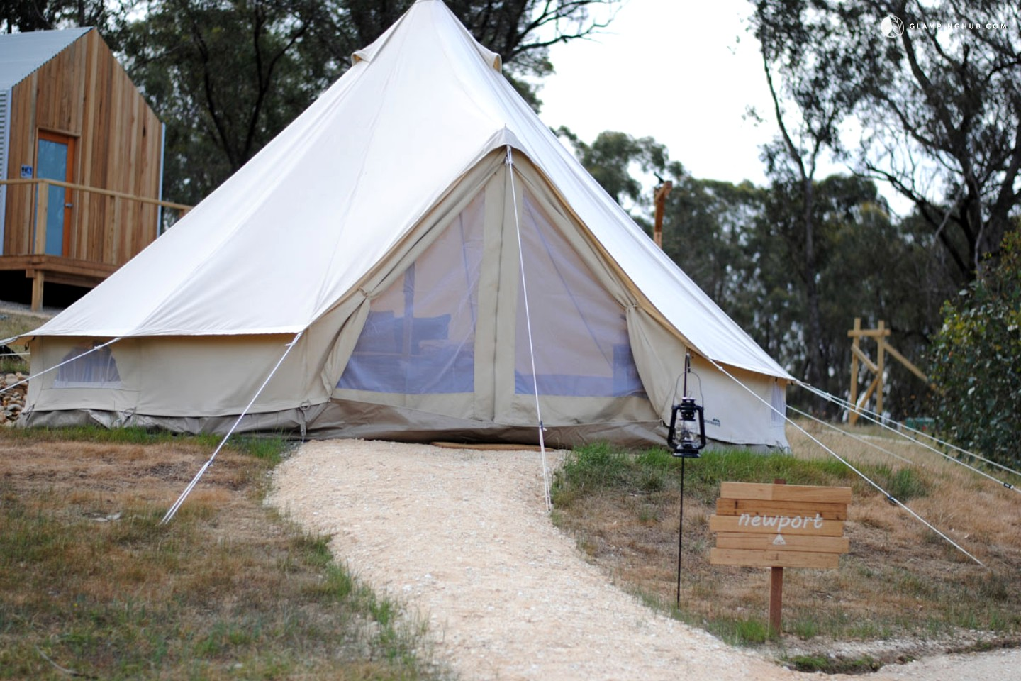 Luxury Tent Camping in Australia | Glamping in Victoria ...