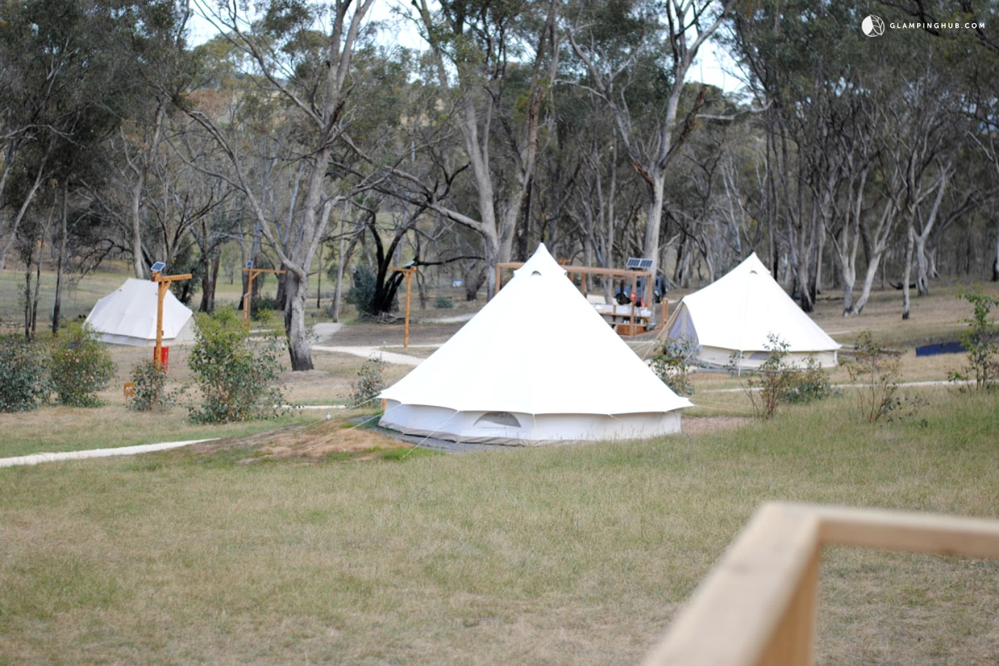 Luxury Tent Camping in Australia   Glamping in Victoria ...