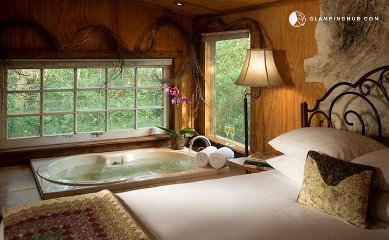 couples cabin near houston rh glampinghub com romantic vacation rentals in texas romantic cabin rentals in texas