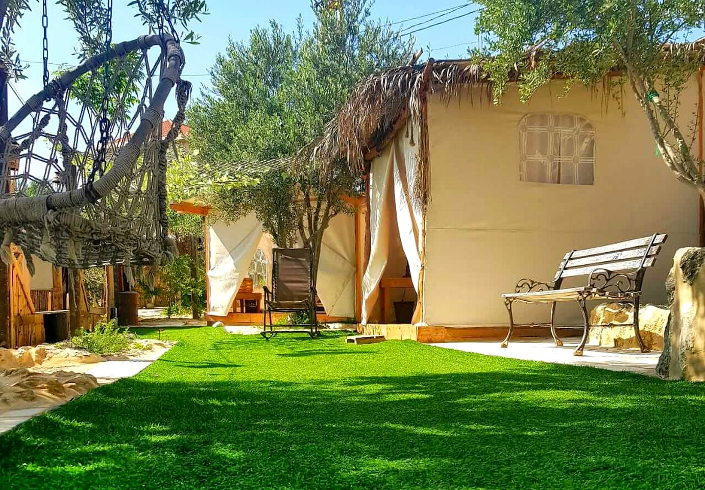 Safari Tents (Maghdoucheh, South Governorate, Lebanon)