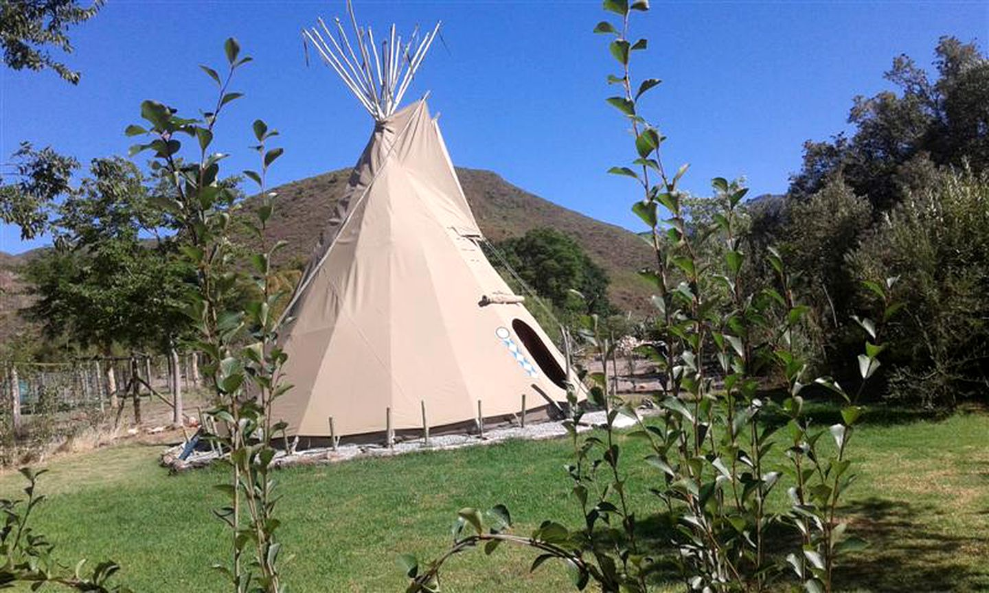 Tipis (Robertson, Western Cape, South Africa)