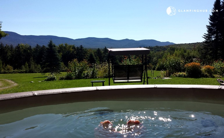 Cabin getaway near middlebury vermont for Vermont mountain cabins