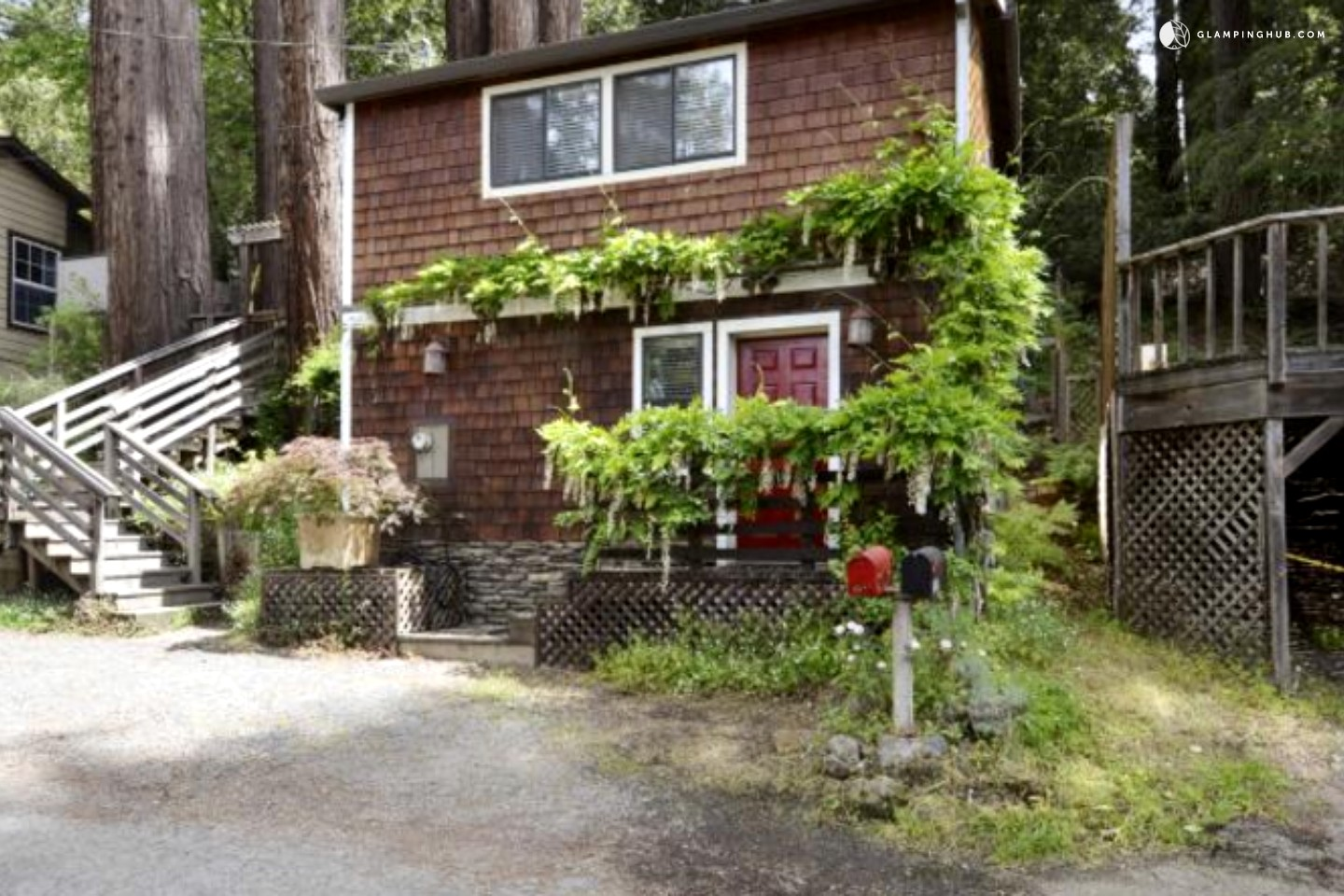 Cottage Rental In Wine Country, California