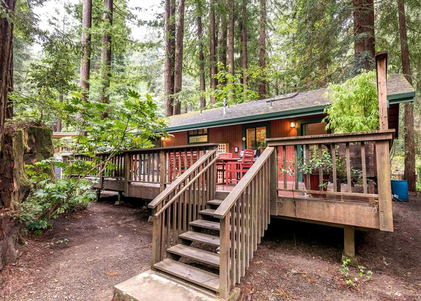 Cabins (Cazadero, California, United States)