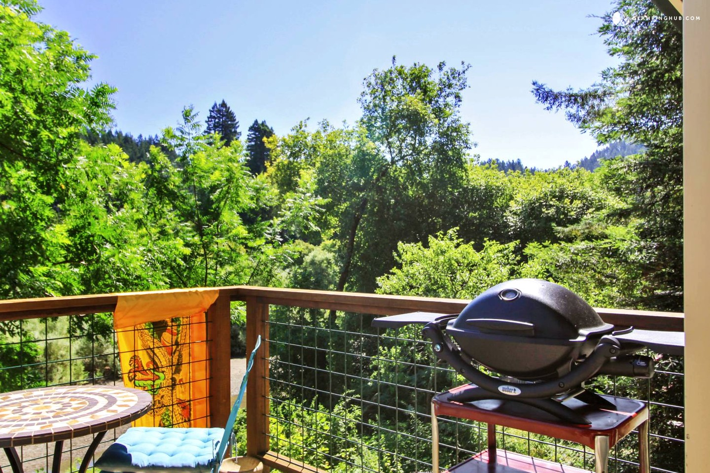 Vacation Cottage Rental On Russian River, Northern California