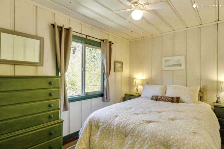 Riverfront Cabin Rental In Sonoma County, California