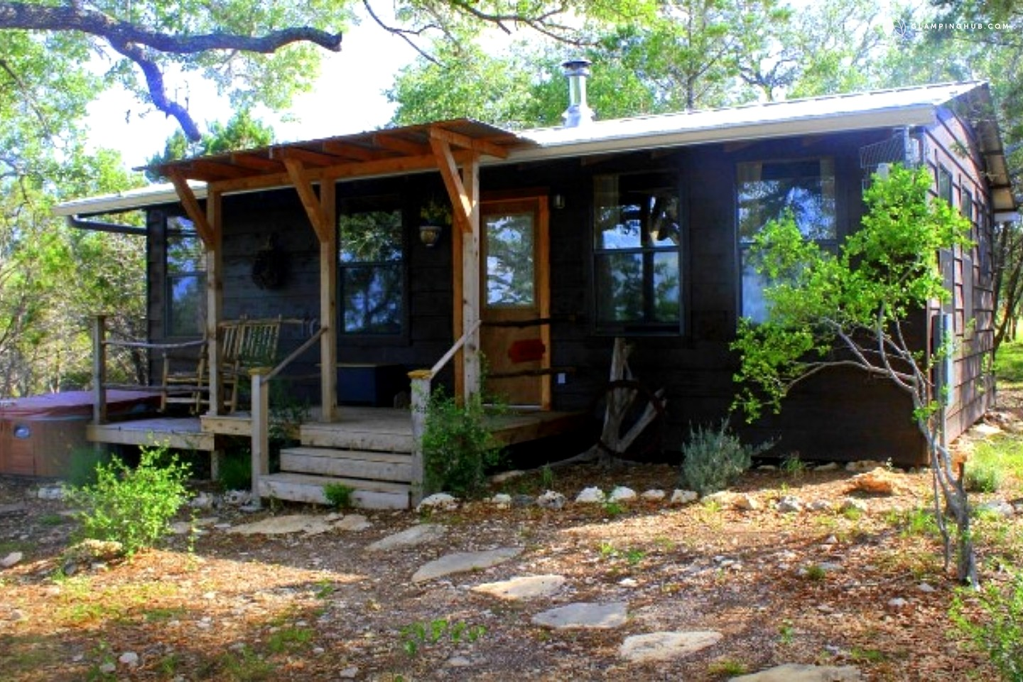 Texas Hill Country Cabins Cabins Hill Country