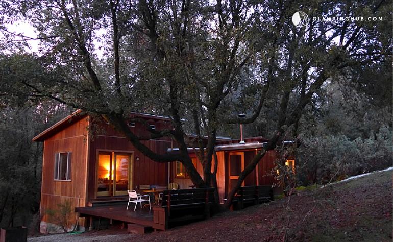 park yurts cabins loft national index premium rentals in yosemite cabin