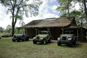 ... Rustic Cabin On Ranch Near Ocala National Forest In Central Florida.  Add To Wishlist