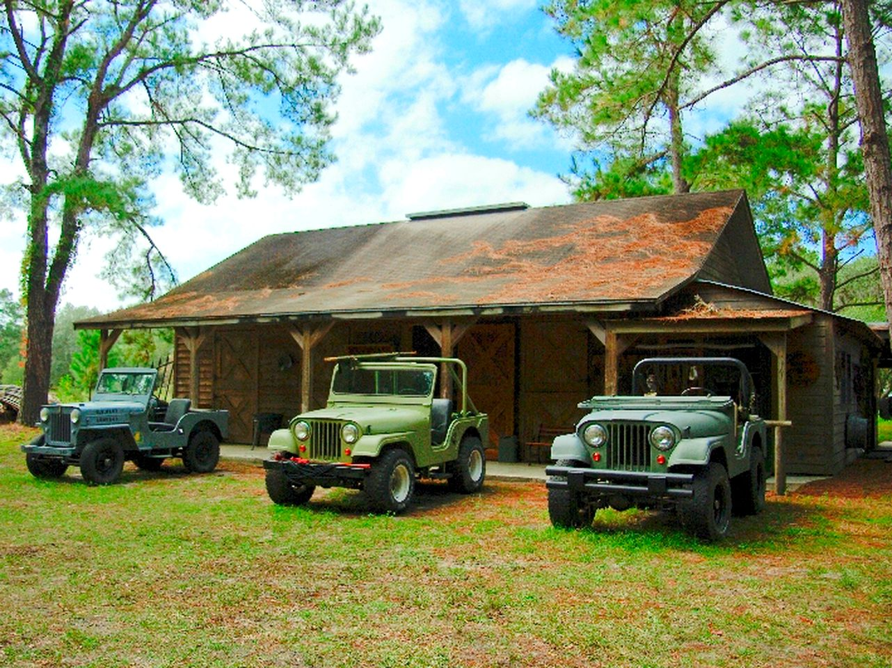 Cabins (Fort McCoy, Florida, United States)