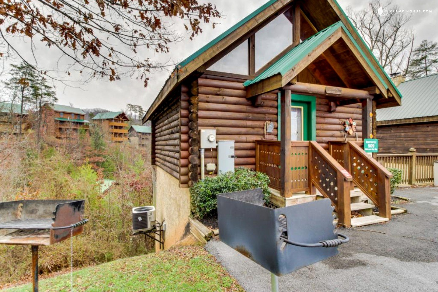 Cozy cabin in pigeon forge tennessee 4 bedroom cabins in pigeon forge tn