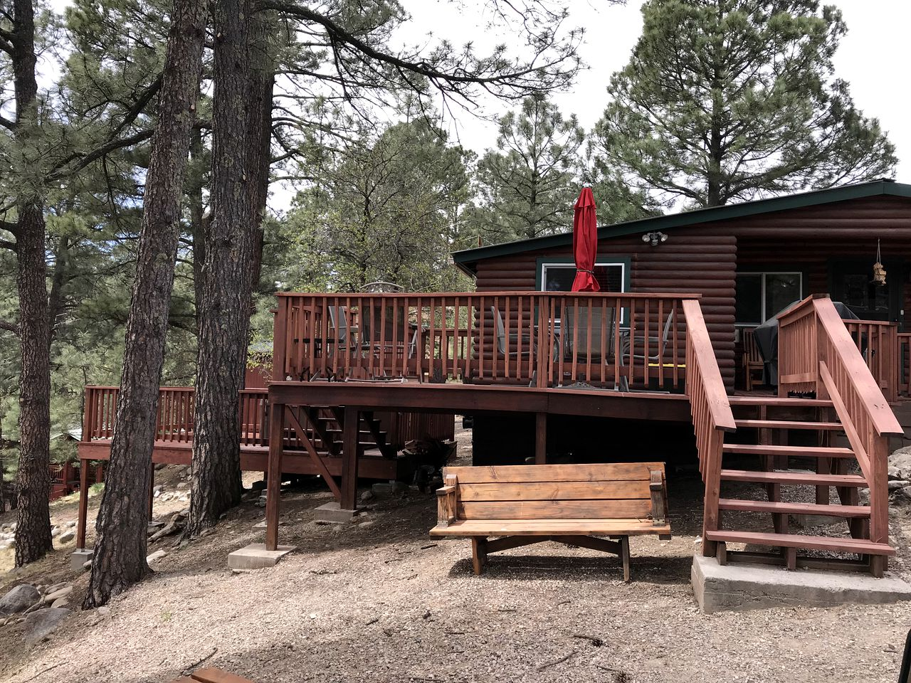 Cabins (Ruidoso, New Mexico, United States)