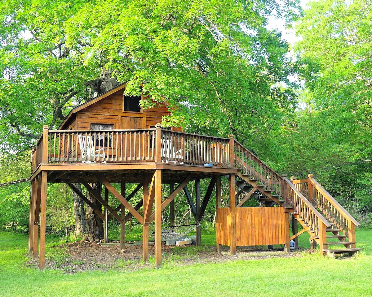Tree Houses (Bunker, Missouri, United States)