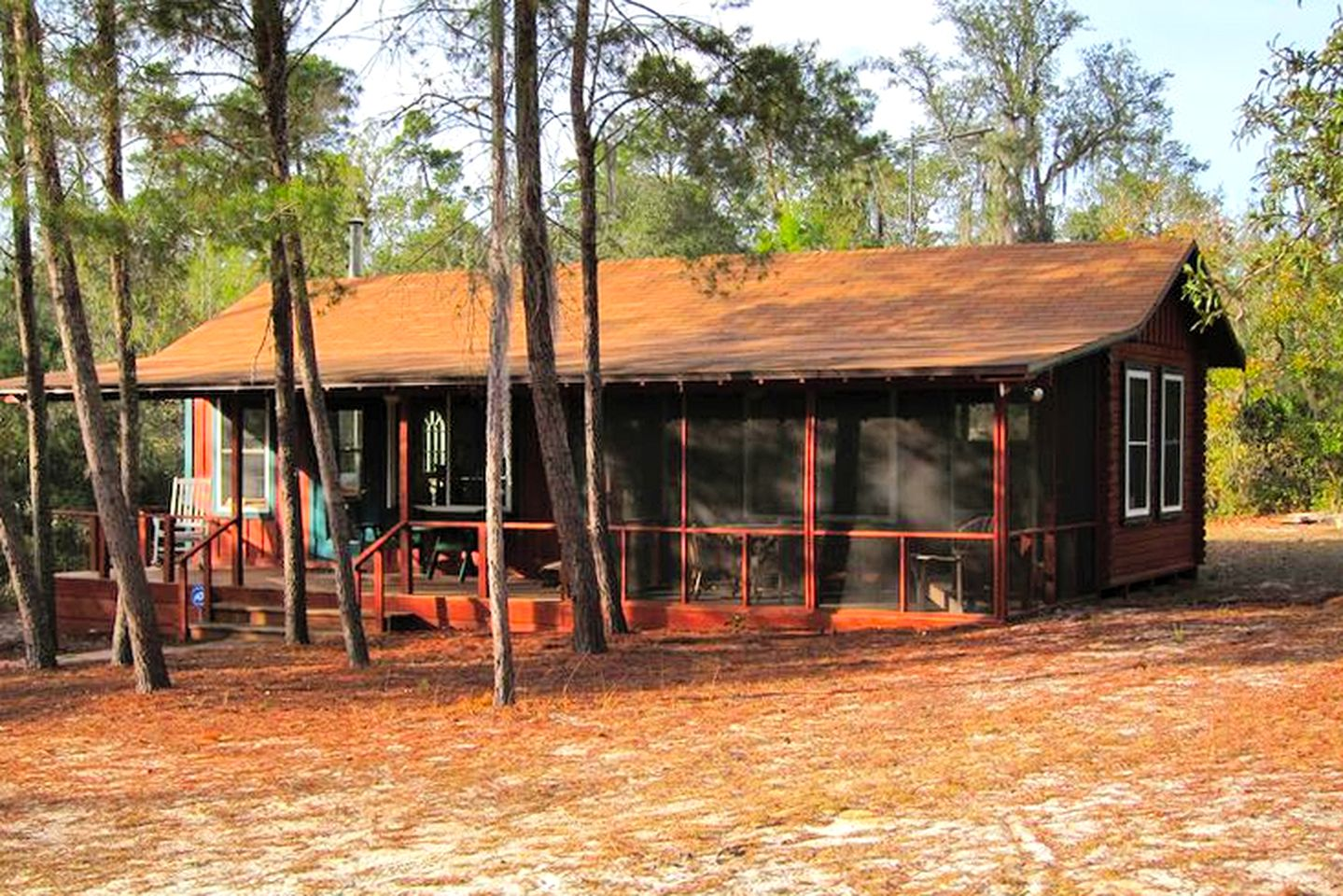 Cabins (Astor, Florida, United States)