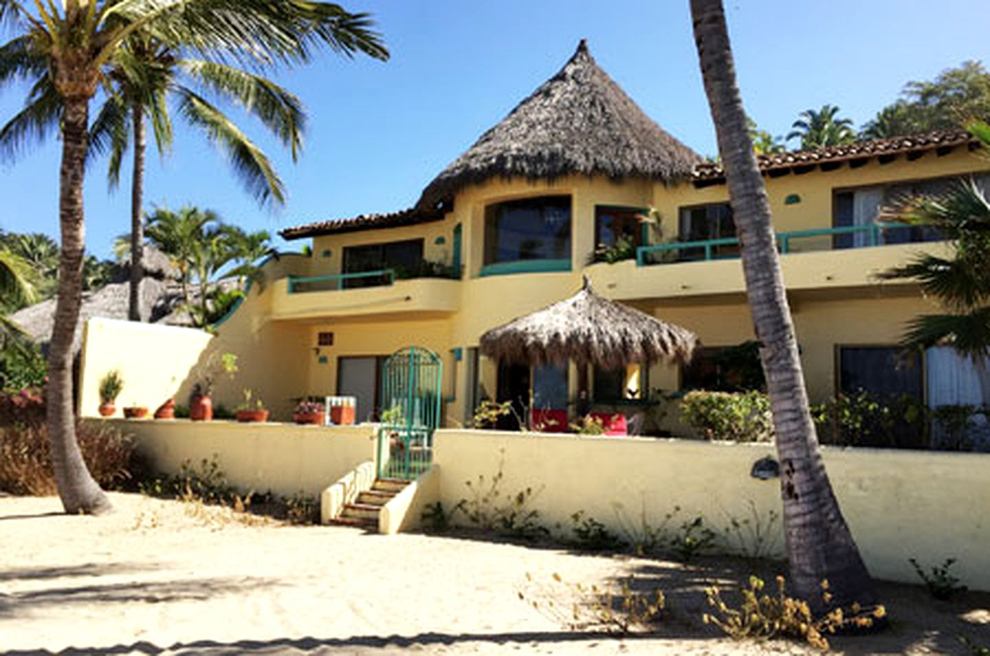 Beach Houses (San Francisco, Nayarit, Mexico)