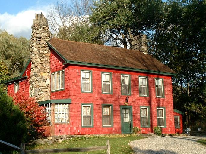 Historic Cottage Rental for Eight in The Berkshires of Massachusetts