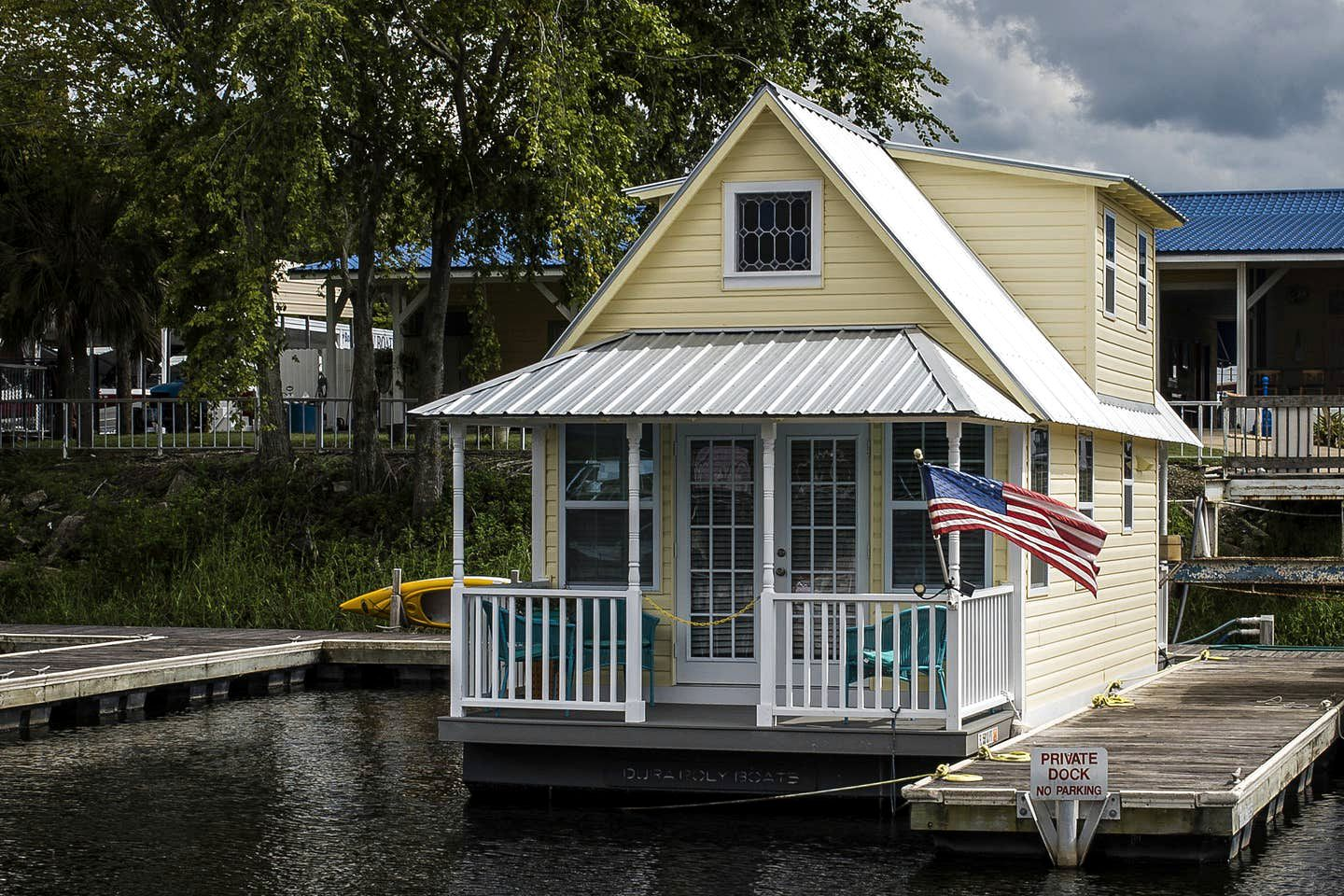 Boats & Floating Homes (Sanford, Florida, United States)