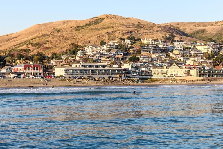 Amazing Vacation Rental on the Stunning Beach of Cayucos, California