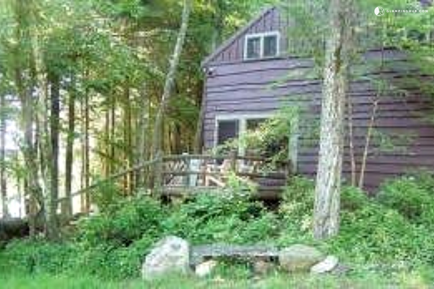 secluded cabin getaway near the white mountains new hampshire
