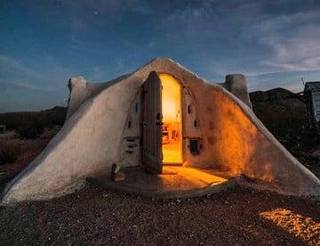 Luxury Camping in Terlingua | Glamping Hub