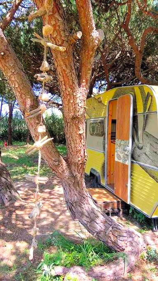 Caravans (Setubal, Lisbon District, Portugal)