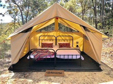 Luxury Camping in New South Wales | Glamping Hub