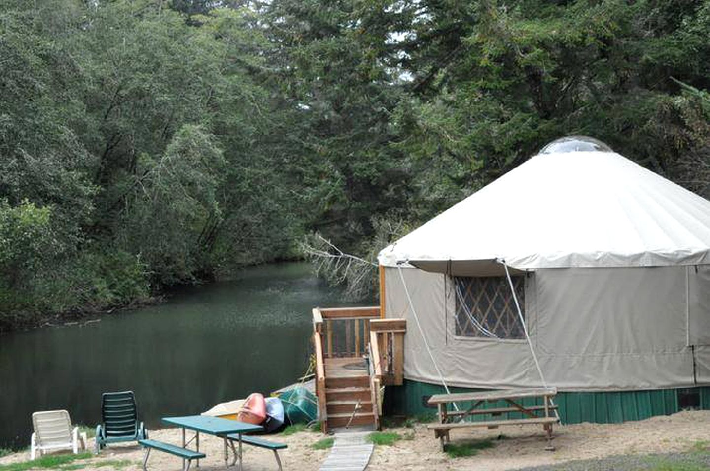 Oregon yurts for rent