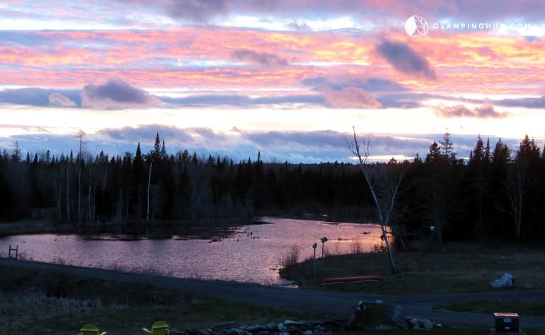 Cabin Rental Near The Piscataquis River Maine