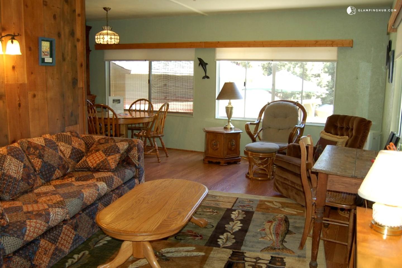 Luxury Cabin Rental Northern California
