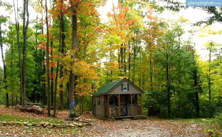 Cabin Camping In West Virginia