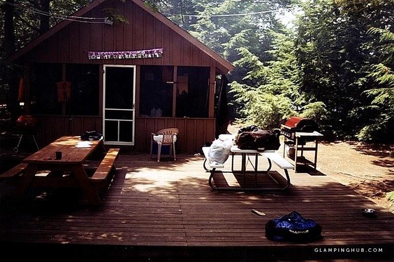 Secluded Seven-Acre Private Island Rental near Douglas, Massachusetts