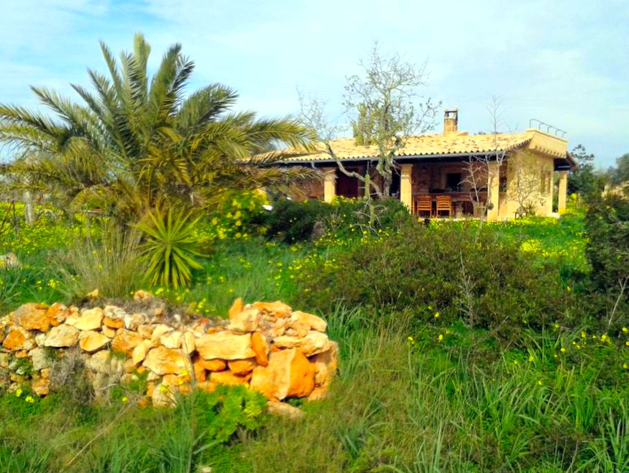 Cottages (Ses Salines, Balearic Islands, Spain)