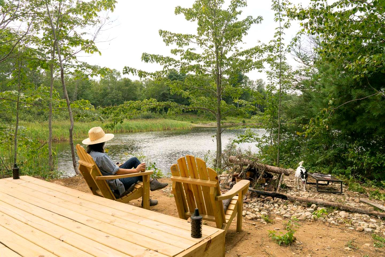 Camping Getaway   Rockland, Maine   Glamping Hub