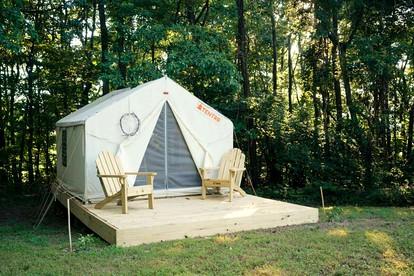 Luxury Camping in Pennsylvania | Glamping Hub