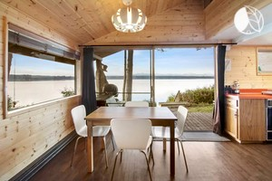Photo of Secret Island Beachfront Escape - Cabin