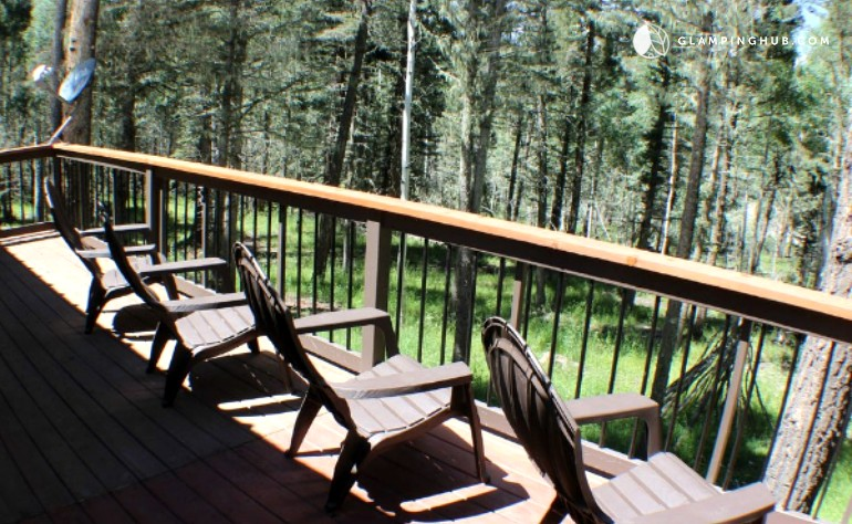 Cabin Rental In Angel Fire New Mexico