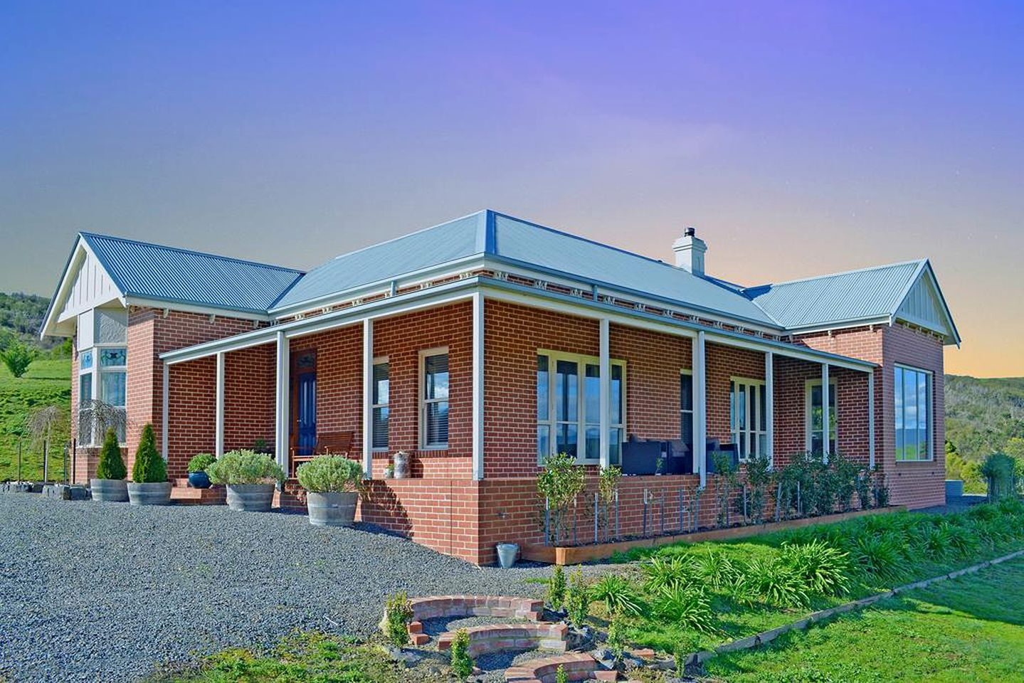 Cottages (Glenburn, Victoria, Australia)