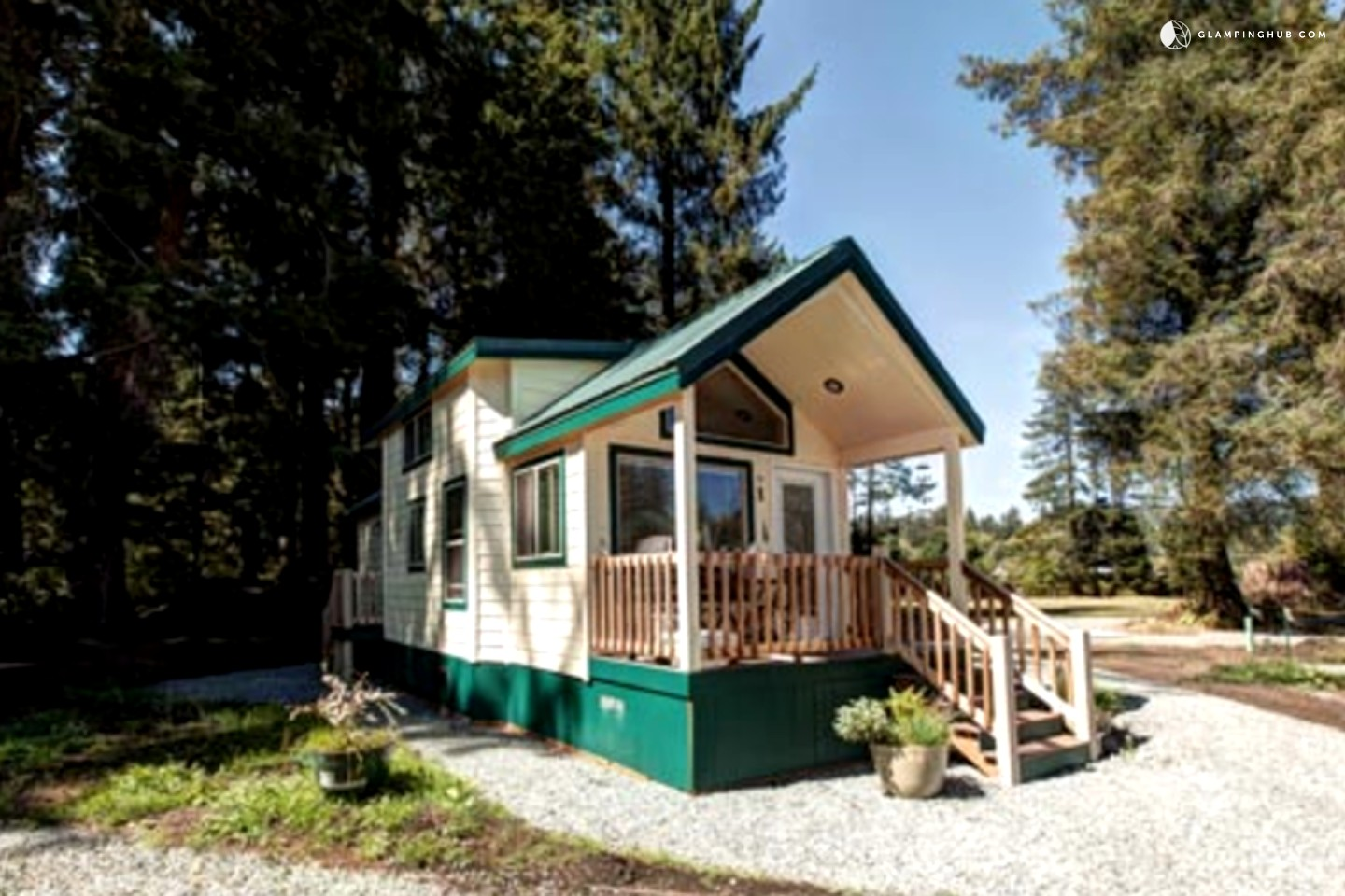 Tiny House Rentals in Tillamook Bay