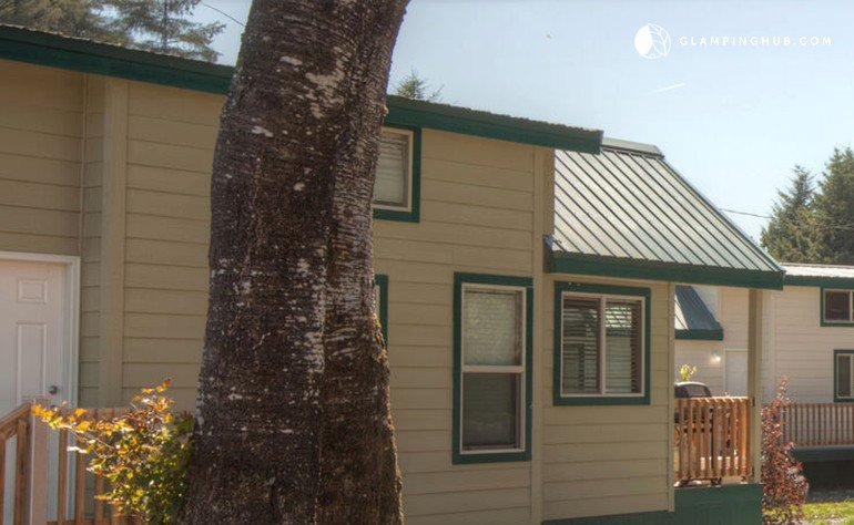 Tiny House Rentals In Tillamook Bay Oregon