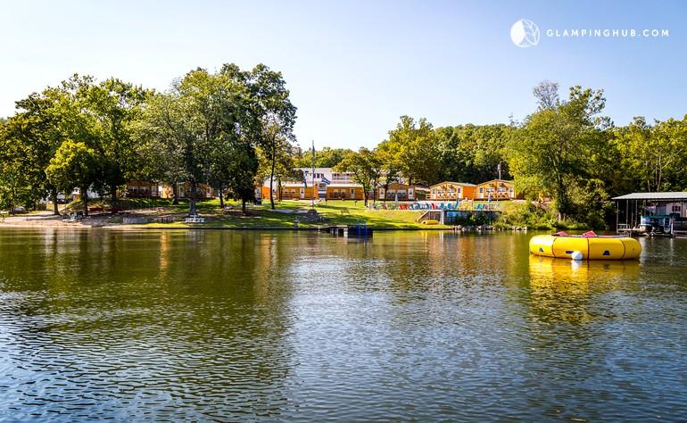 Vacation Rental On Lake Of The Ozarks, Missouri
