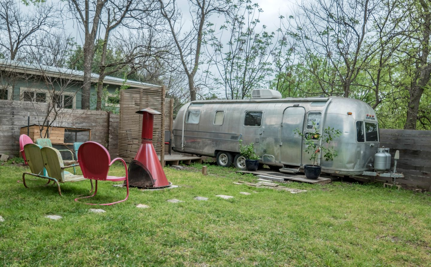 Airstreams (Austin, Texas, United States)