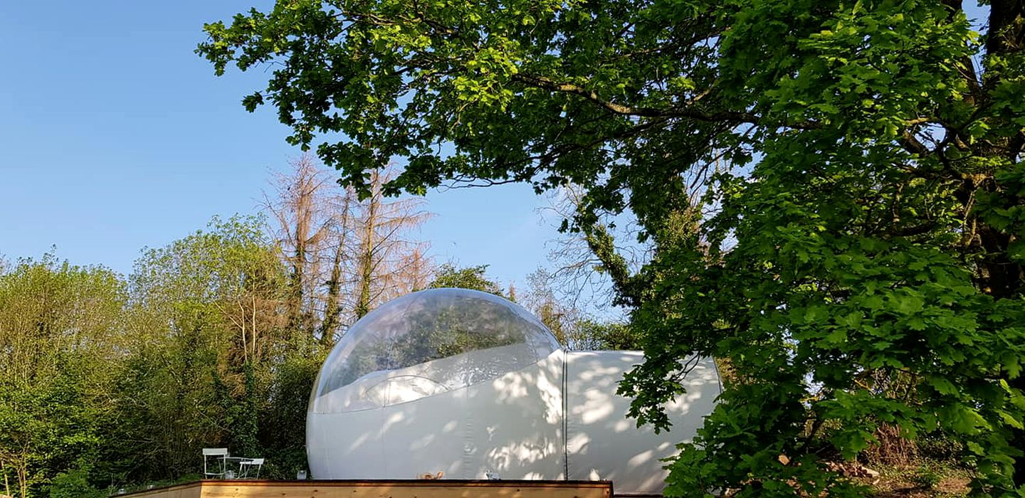 Bubbles & Domes (Wanze, Wallonia, Belgium)