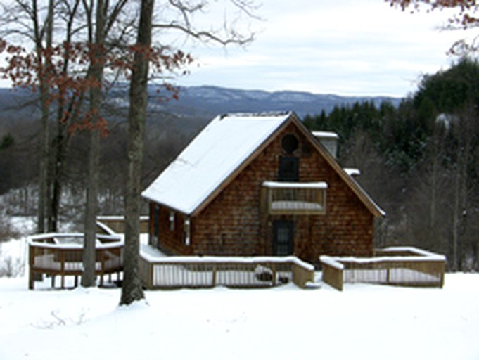 Cabin Rental With Hot Tub In The New River Gorge Region Of West Virginia