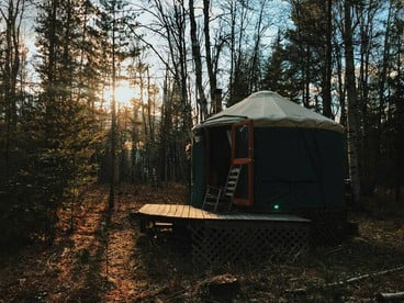 Luxury Camping in Idaho   Glamping Hub