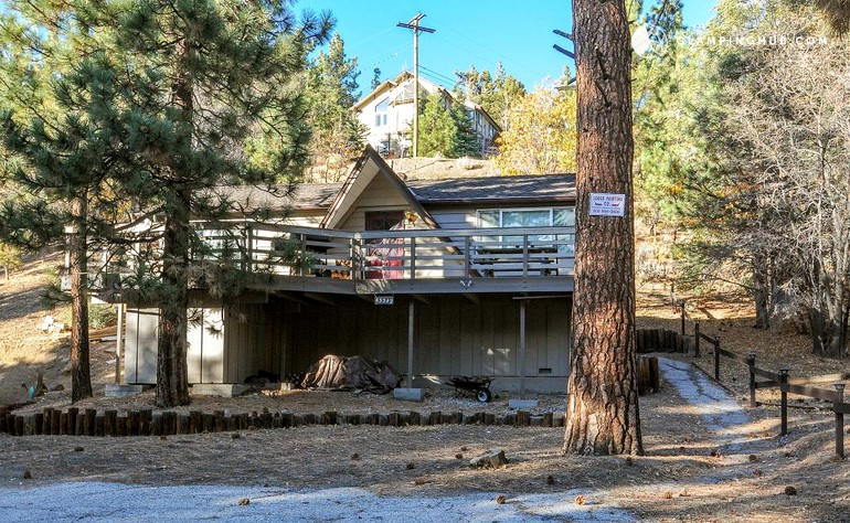 Cabin in big bear lake california for Big bear cabins california