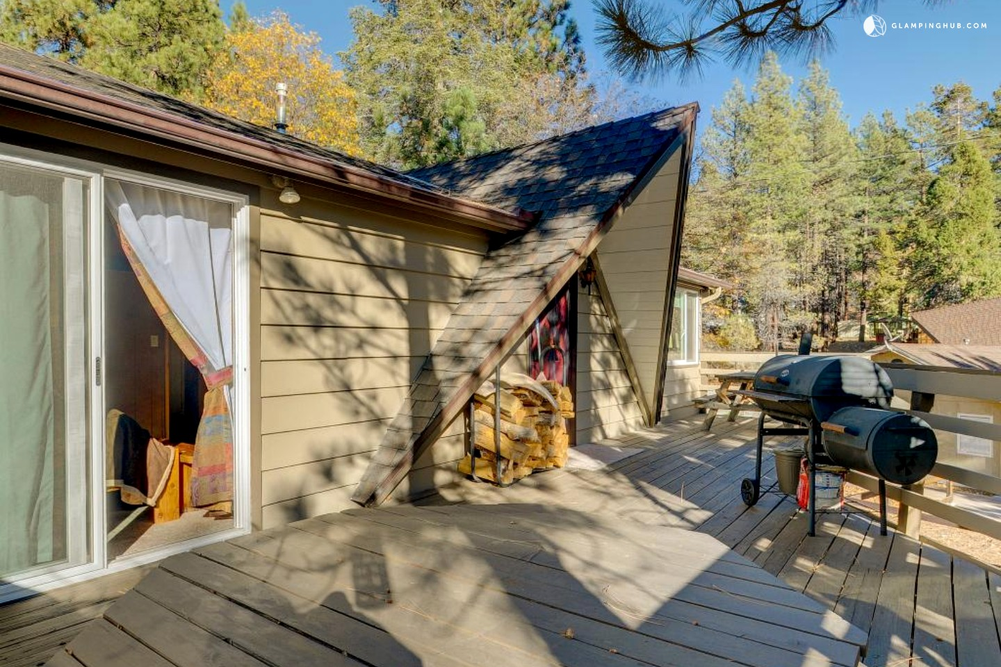 Cabin In Big Bear Lake California