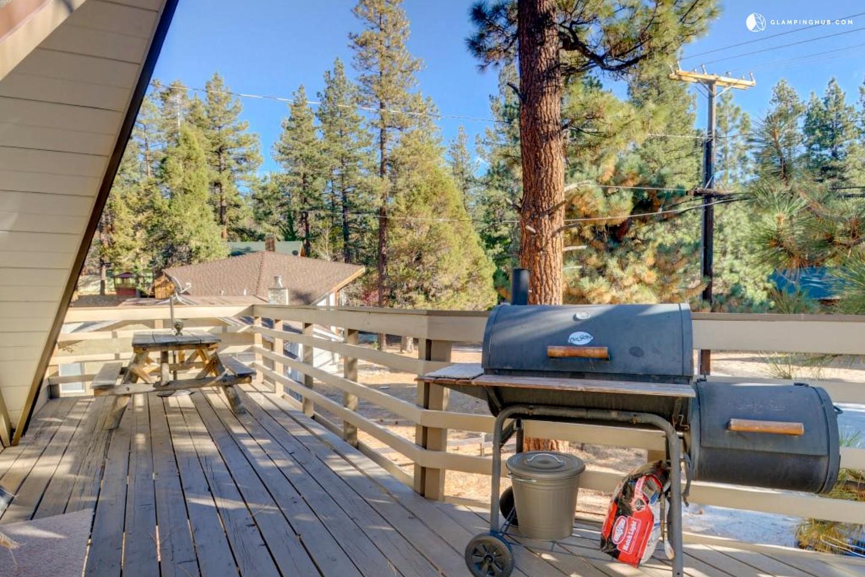 Cabin In Big Bear Lake California