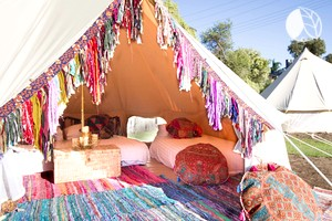 Photo of South Coast Retreat - Bell Tents