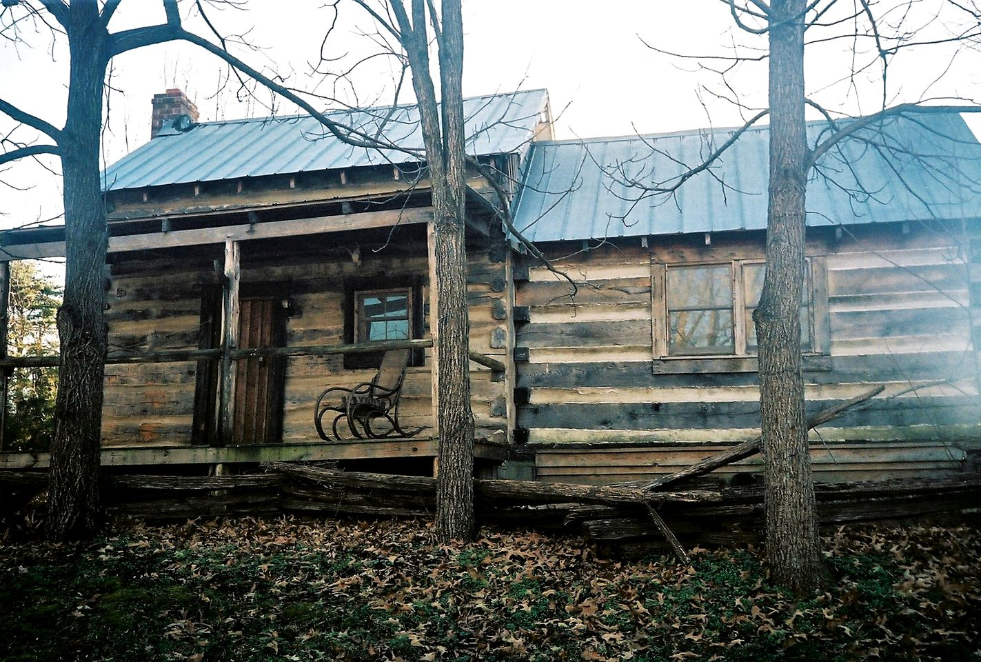 Cabins (Lexington, Virginia, United States)