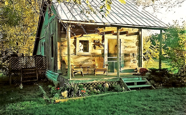 Cabin Rental In The Shenandoah Valley Of Virginia